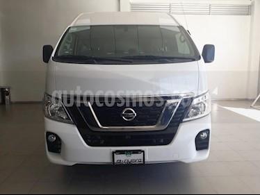 Foto venta Auto usado Nissan Urvan 15 Pas Amplia  (2018) color Blanco precio $459,900