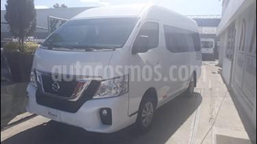 Foto venta Auto usado Nissan Urvan 15 Pas Amplia  (2018) color Blanco precio $444,000