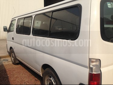 Foto venta Auto Seminuevo Nissan Urvan 15 Pas Amplia  (2008) color Blanco Alpine precio $110,000