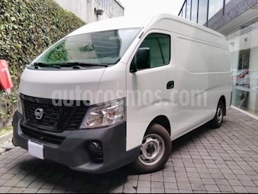Foto venta Auto usado Nissan Urvan 4p Amplia L4/2.5 Man A/A 15/Pas (2015) color Blanco precio $269,000