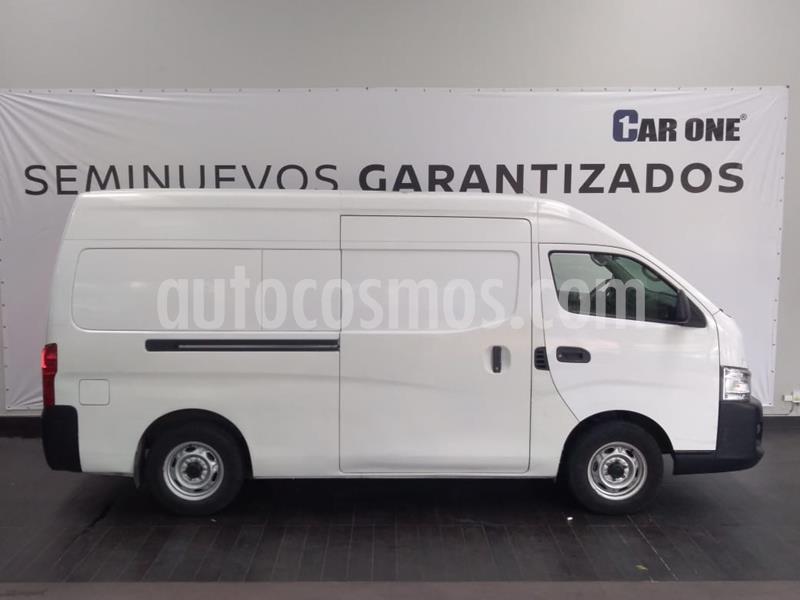 Nissan Urvan Panel Amplia Aa usado (2016) color Blanco precio $299,900