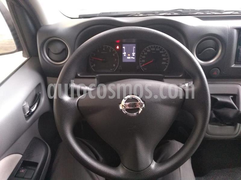 Nissan Urvan 15 Pas Amplia Aa usado (2020) color Blanco precio $485,000