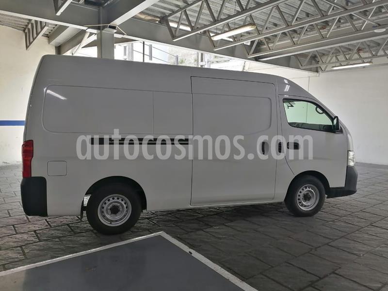 Nissan Urvan Panel Amplia Aa usado (2019) color Blanco precio $399,900