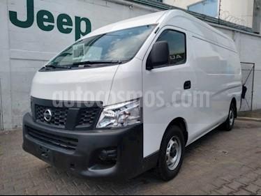 Nissan Urvan 4P AMPLIA TM5 usado (2017) color Blanco precio $355,000