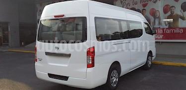 Nissan Urvan 15 Pas Amplia Aa Pack Seguridad usado (2020) color Blanco precio $490,000