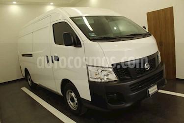 Nissan Urvan 4p Amplia L4/2.5 Man usado (2017) color Blanco precio $319,000