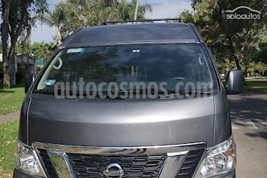 Nissan Urvan 15 Pas Amplia Aa Pack Seguridad usado (2019) color Gris precio $420,000
