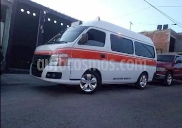 Nissan Urvan Panel Ventanas Amplia usado (2012) color Blanco precio $175,000