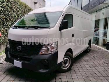 Nissan Urvan Panel Ventanas usado (2018) color Blanco precio $329,000