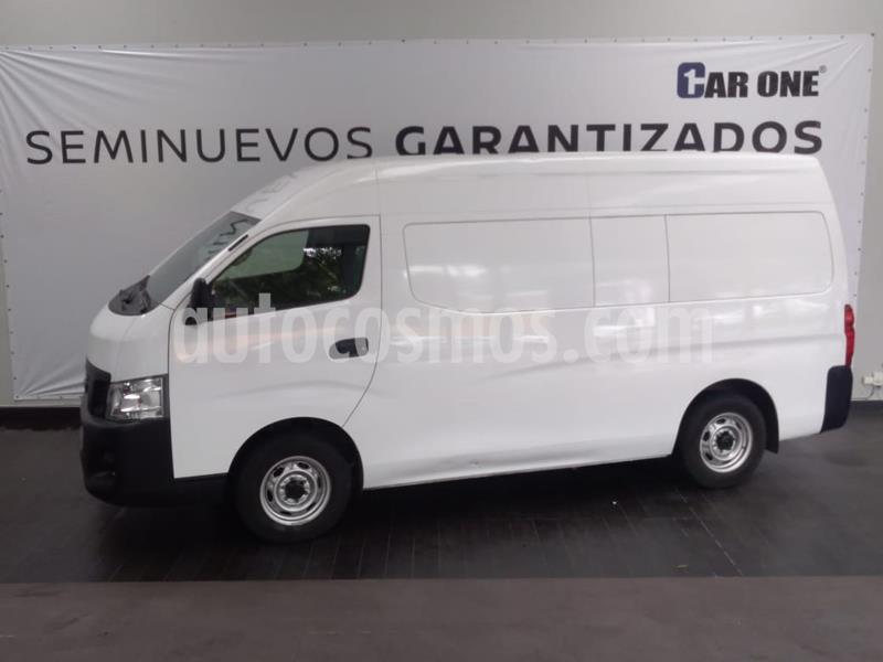 Nissan Urvan Panel Amplia Aa usado (2016) color Blanco precio $289,900