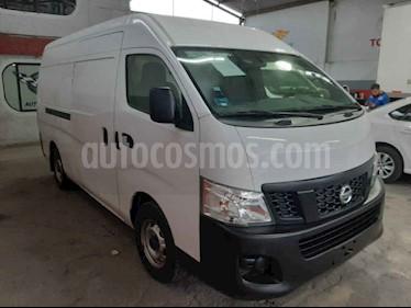 Nissan Urvan Panel Amplia Aa Pack Seguridad Diesel usado (2016) color Blanco precio $259,900