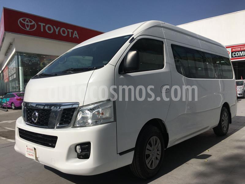Nissan Urvan 15 Pas Amplia  usado (2016) color Blanco precio $290,000