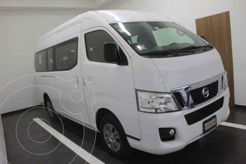 Foto Nissan Urvan 12 Pas Ac usado (2016) color Blanco precio $310,000
