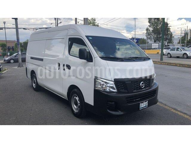 Nissan Urvan 15 Pas Amplia Aa Die usado (2017) color Blanco precio $339,000
