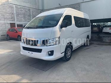 Foto Nissan Urvan 12 Pas Pack Seguridad usado (2017) color Blanco precio $299,900
