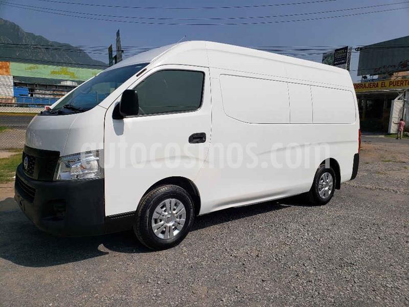Nissan Urvan 15 Pas Amplia  usado (2017) color Blanco precio $279,000