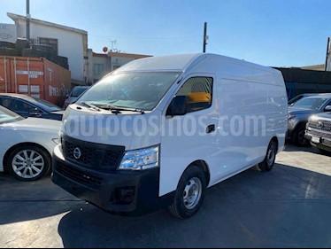 Nissan Urvan 15 Pas Amplia Aa Pack Seguridad usado (2015) color Blanco precio $209,800