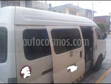 Nissan Urvan 15 Pas Amplia  usado (2008) color Blanco precio $120,000
