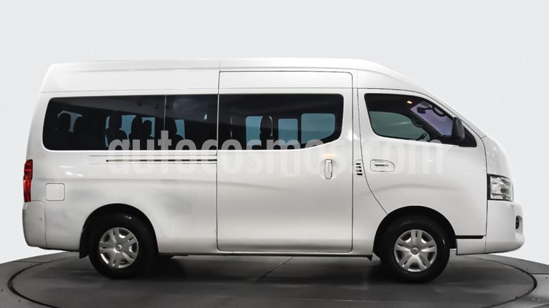 Nissan Urvan 15 Pas Amplia Pack Seguridad Die  usado (2017) color Blanco precio $342,000