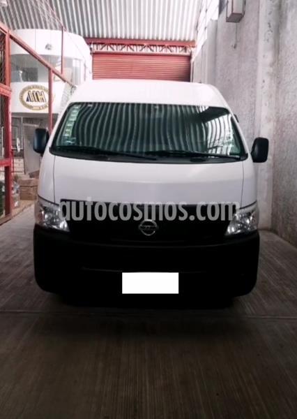 Nissan Urvan Panel Amplia  usado (2014) color Blanco precio $230,000