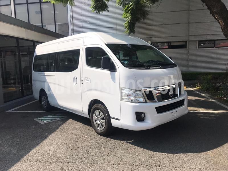Foto Nissan Urvan 15 Pas Amplia  usado (2016) color Blanco precio $290,000