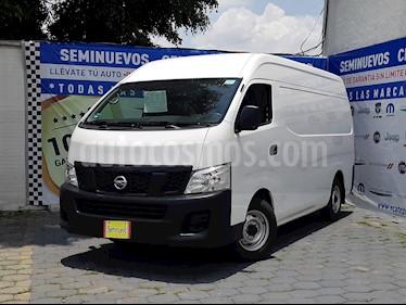 Foto venta Auto usado Nissan Urvan Panel Amplia Aa (2016) color Blanco precio $329,000