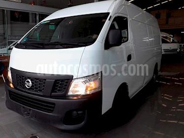 Foto venta Auto usado Nissan Urvan Panel Amplia (2016) color Blanco precio $330,000