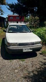 Foto venta Auto usado Nissan V-16 1.6 Ex (1995) color Blanco precio $1.500.000