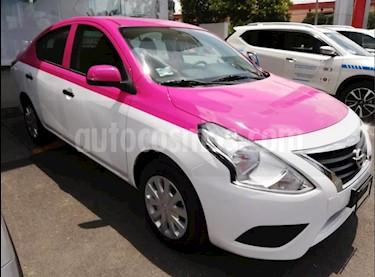 Nissan V-Drive V-Drive 1.6L usado (2020) color Blanco precio $185,900