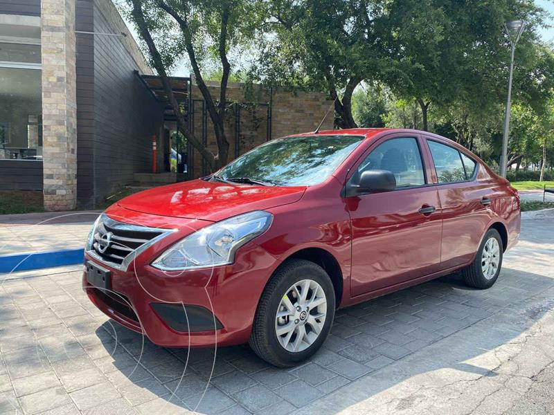 Foto Nissan V-Drive 1.6L usado (2021) color Vino Tinto precio $219,900