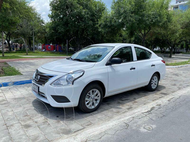 Foto Nissan V-Drive 1.6L A/A usado (2020) color Blanco precio $219,900