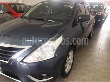 Foto venta Auto Usado Nissan Versa - (2015) color Azul precio $200.000