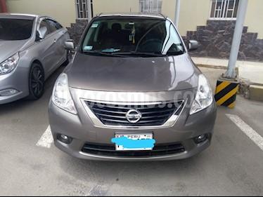 Foto venta Auto usado Nissan Versa  1.6L Exclusive Aut  (2013) color Marron precio u$s10,000