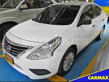 Foto venta Carro usado Nissan Versa 2017 (2017) color Blanco precio $37.900.000