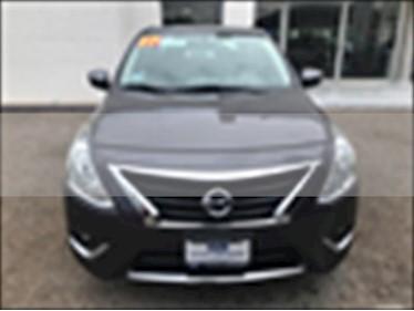 Nissan Versa 4P ADVANCE L4/1.6 AUT usado (2017) color Gris precio $185,000