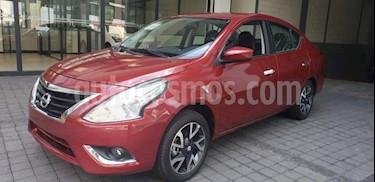 Nissan Versa 4p Advance L4/1.6 Aut usado (2019) color Rojo precio $234,000