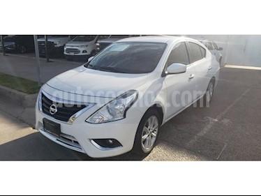 Foto venta Auto usado Nissan Versa ADVANCE A/T A/C 1.6L (2016) color Blanco precio $168,000