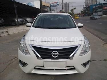 Foto Nissan Versa Advance Aut usado (2018) color Blanco precio $600.000