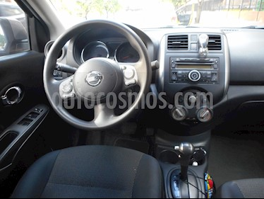 Foto venta Carro usado Nissan Versa Advance Aut (2012) color Gris precio $27.000.000