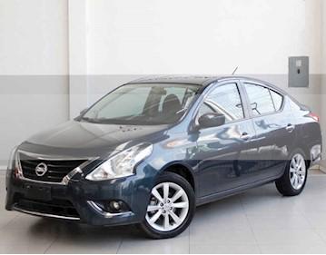 Foto venta Auto usado Nissan Versa Advance Aut (2017) color Azul precio $185,000