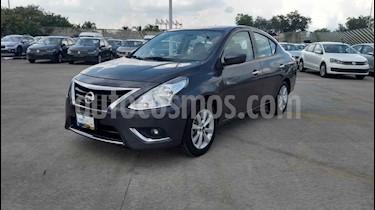 Foto venta Auto usado Nissan Versa Advance Aut (2018) color Gris precio $179,900