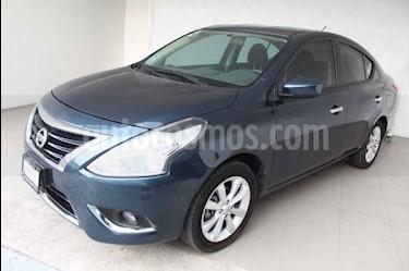 foto Nissan Versa Advance Aut usado (2017) color Azul precio $179,000