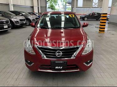 Foto venta Auto usado Nissan Versa Advance Aut (2017) color Rojo precio $194,000