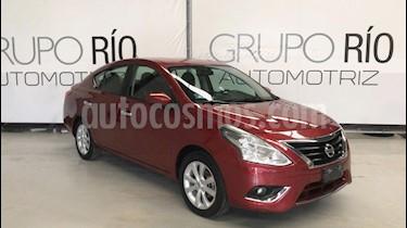 foto Nissan Versa Advance Aut usado (2016) color Rojo precio $169,000