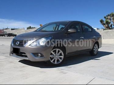 Nissan Versa Advance Aut usado (2018) color Gris Oscuro precio $198,000