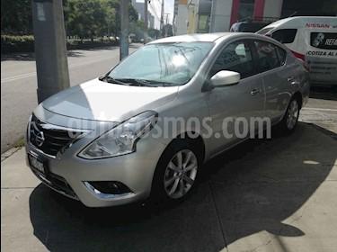 foto Nissan Versa Advance Aut usado (2018) color Plata precio $175,000
