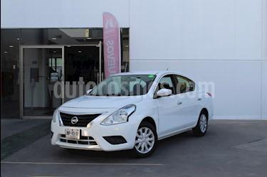 Foto venta Auto usado Nissan Versa Advance Aut (2015) color Blanco precio $155,000