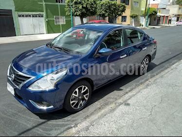 Foto Nissan Versa Advance Aut usado (2019) color Azul precio $196,000