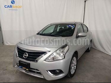 Foto venta Auto usado Nissan Versa Advance Aut (2018) color Plata precio $179,900
