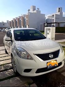 Foto Nissan Versa Advance Aut usado (2012) color Blanco precio $105,000